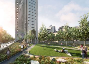 Thumbnail 3 bed flat for sale in 199-207 Marsh Wall, Canary Wharf, London