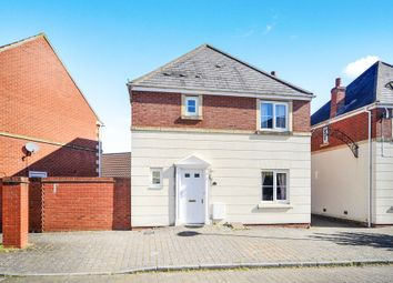 Thumbnail 3 bed detached house for sale in Hartington Road, Swindon