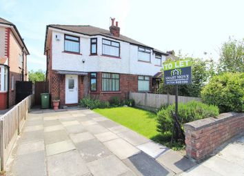 Thumbnail 3 bed semi-detached house to rent in Glenpark Drive, Southport