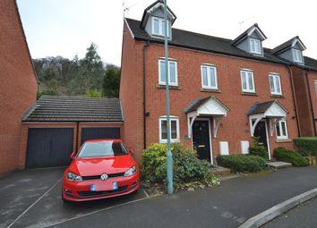 Thumbnail 3 bed semi-detached house for sale in Harrolds Close, Dursley