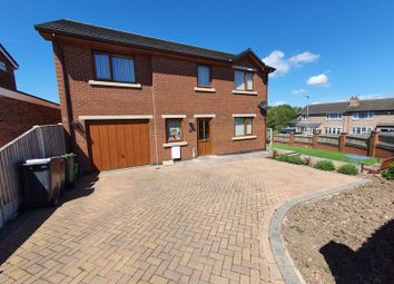 Thumbnail 4 bed semi-detached house for sale in Chesterholm, Carlisle