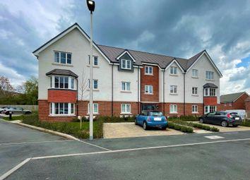 Thumbnail 2 bed flat to rent in Drapers Rise, Sweetlake, Shrewsbury