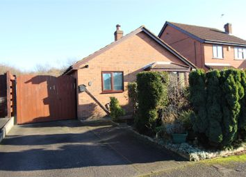 Thumbnail 2 bed detached bungalow for sale in Larch Drive, Sandiacre, Nottingham