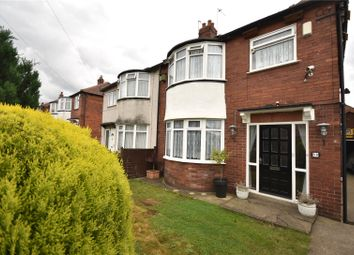 Thumbnail 5 bed semi-detached house for sale in Gledhow Park Avenue, Leeds
