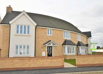 Thumbnail 3 bed semi-detached house for sale in Grange Road, Tiptree, Colchester