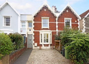 Thumbnail 4 bedroom terraced house for sale in Egerton Road, Bishopston, Bristol