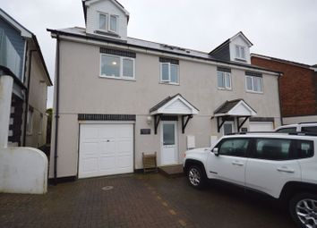 Thumbnail 4 bed semi-detached house to rent in Watergate Road, Newquay