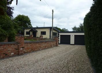 Thumbnail 3 bed detached bungalow for sale in Lane End, Dickinsons Lane, North Thoresby, Grimsby