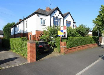 Thumbnail 4 bedroom town house for sale in The Crescent, Ashton-On-Ribble, Preston