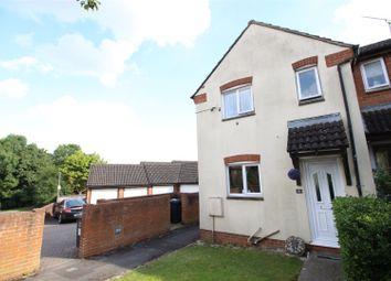 Thumbnail 2 bed end terrace house for sale in Oakwood Road, Westlea, Swindon