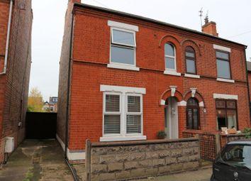 Thumbnail 3 bedroom terraced house to rent in Breedon Street, Long Eaton, Nottingham