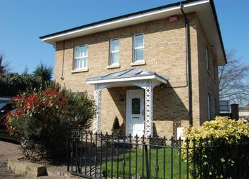 Thumbnail 4 bed terraced house for sale in Vale Road, Gravesend