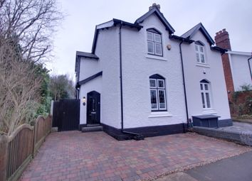 Thumbnail 4 bedroom semi-detached house for sale in Harrisons Road, Edgbaston, Birmingham