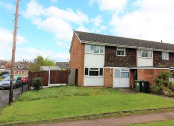 Thumbnail 2 bed flat to rent in Bridgnorth Grove, Willenhall