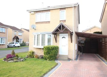Thumbnail 3 bed detached house for sale in St. Annes Drive, Worksop