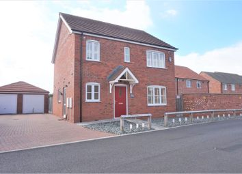 Thumbnail 4 bed detached house for sale in Pasture Lane, Scartho Top, Scartho