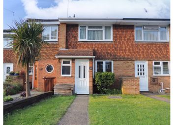 Thumbnail 2 bed terraced house for sale in Abinger Drive, Chatham