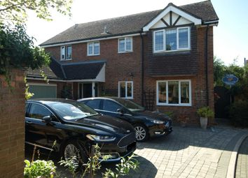 Thumbnail 5 bed detached house for sale in Spencer Gardens, Charndon, Bicester