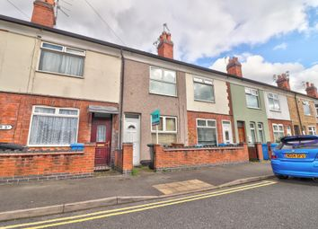 Thumbnail 2 bed terraced house for sale in Grosvenor Street, Derby