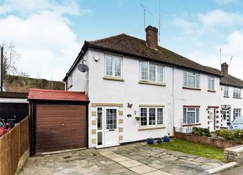 Thumbnail 3 bed semi-detached house for sale in Chipstead Valley Road, Coulsdon, Surrey