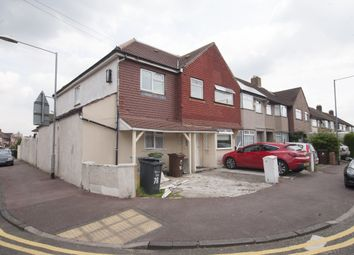 Thumbnail 4 bed end terrace house to rent in Marston Avenue, Dagenham