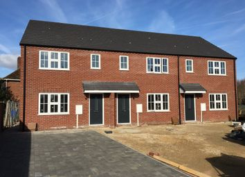 Thumbnail 3 bedroom end terrace house to rent in The Golden Cross, North End, Swineshead, Lincs