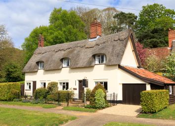 Thumbnail 4 bed cottage for sale in The Street, Shotesham All Saints, Norwich