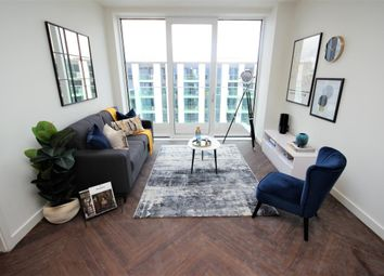 Thumbnail 2 bed flat for sale in Blue, Media City Uk, Salford