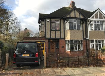 Thumbnail 3 bed semi-detached house to rent in Vicarage Road, Old Moulsham, Chelmsford