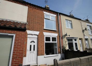 Thumbnail 2 bed terraced house to rent in Bell Road, Norwich