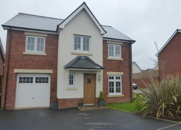Thumbnail 4 bed detached house for sale in Bryn Celyn, Llanharry, Pontyclun
