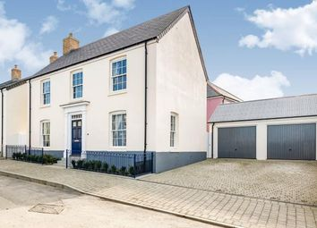 Thumbnail 4 bed detached house for sale in Nansledan, Newquay, Cornwall