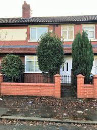 Thumbnail 3 bed terraced house to rent in Bristol St, Salford