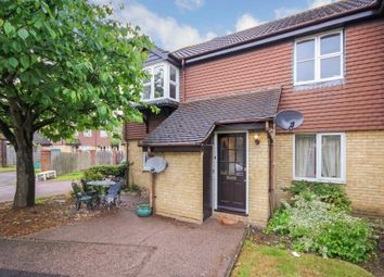 Thumbnail 2 bed flat for sale in Abbots Court, Laindon, Basildon