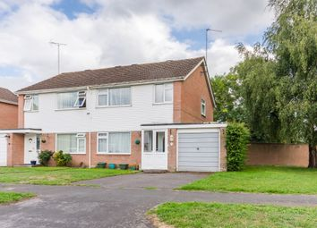Thumbnail 3 bed semi-detached house for sale in Ross Road, Ringwood