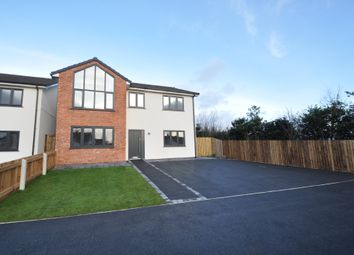 Thumbnail 4 bed detached house for sale in Downham Road North, Heswall, Wirral