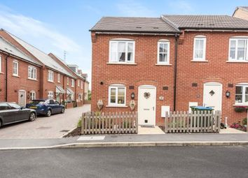 Thumbnail 2 bed semi-detached house for sale in Chaundler Drive, Aylesbury, Buckinghamshire, .