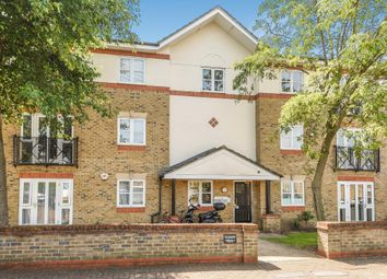 Thumbnail 1 bed flat for sale in Sherwood Gardens, London