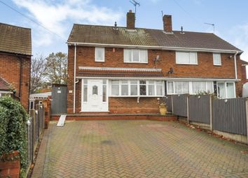3 bed semi-detached house for sale in Essex Avenue, West Bromwich B71