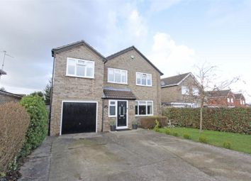 Thumbnail 5 bed detached house for sale in Beech Avenue, Bourne
