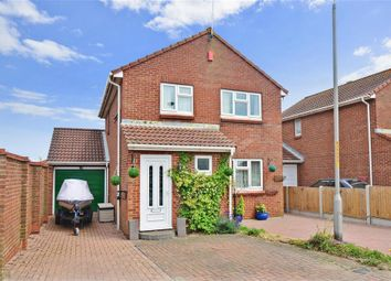 Thumbnail 3 bed detached house for sale in Cranbrook Close, Cliftonville, Margate, Kent
