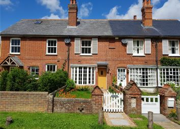 Thumbnail 3 bed terraced house for sale in The Green, Dunsfold, Godalming, Surrey