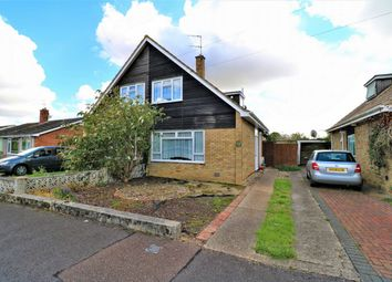 Thumbnail 3 bed semi-detached house for sale in Field Way, Wivenhoe, Colchester, Essex