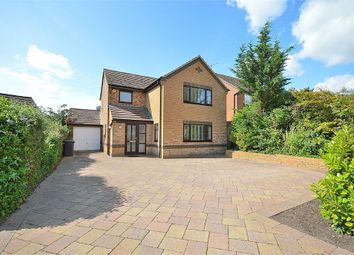 Thumbnail 5 bed detached house for sale in Downsway, East Hunsbury, Northampton
