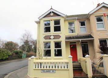 Thumbnail 3 bedroom end terrace house for sale in Crow Park, Fernleigh Road, Mannamead, Plymouth