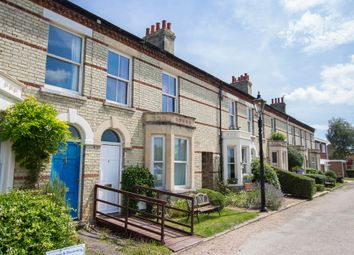 Thumbnail 3 bedroom terraced house for sale in South Green Road, Cambridge