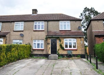 Thumbnail 4 bed end terrace house for sale in The Fairway, Southgate, London