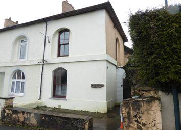 Thumbnail 3 bed end terrace house for sale in Well Street, Llandysul