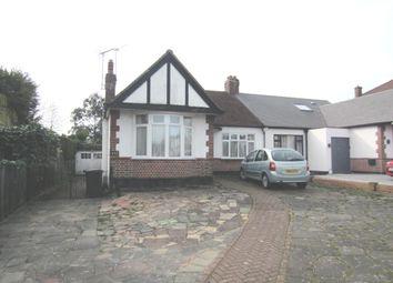 Thumbnail 3 bed semi-detached bungalow to rent in Wickham Road, Croydon