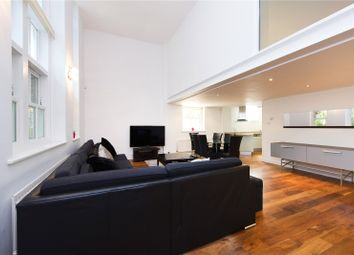 Thumbnail 2 bedroom flat for sale in Linstead Street, West Hampstead, London